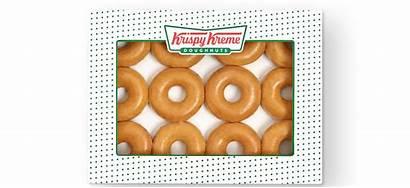 Glazed Dozen Krispy Fave Kreme