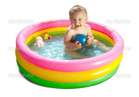 Swimming Pools Baby Picture