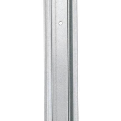 prime  bypass closet door track kit   home