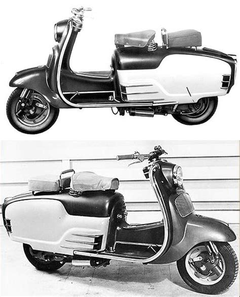 1285 Best Images About Iron Scooters On Pinterest