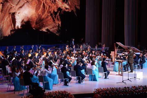 Notiks bezmaksas Uzbekistānas Jauniešu simfoniskā orķestra ...
