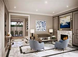 21 creative popular interior house colors 2018 rbserviscom for Trends in living room furniture 2016