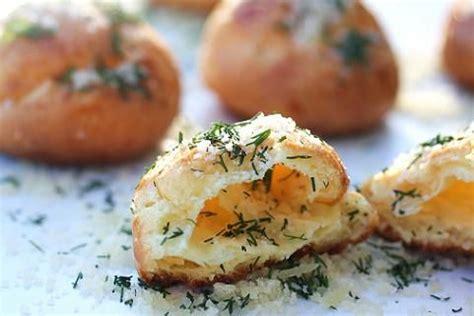 Gruyere Cheese Puffs