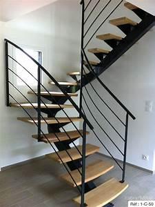 Escalier Metal Prix : les 25 meilleures id es de la cat gorie escalier quart ~ Edinachiropracticcenter.com Idées de Décoration