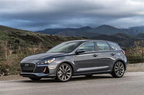 Allnew, 2018 Hyundai Elantra Gt Brings Euro Hatchback