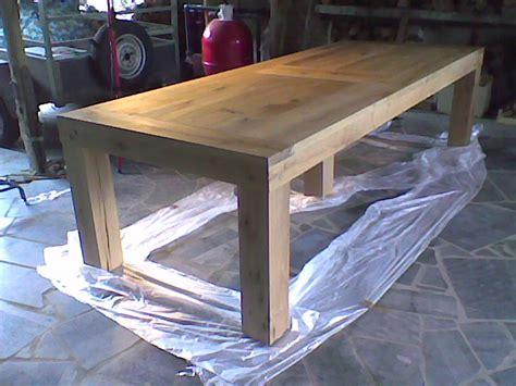 comment faire une table de cuisine table rabattable cuisine fabriquer une table en bois