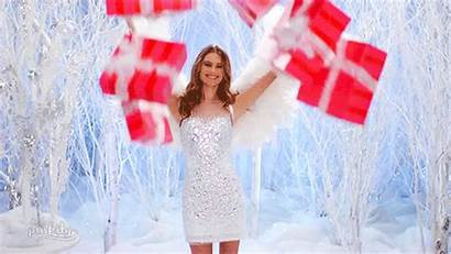 Secret Christmas Merry Holiday Victoria Angels Gifs