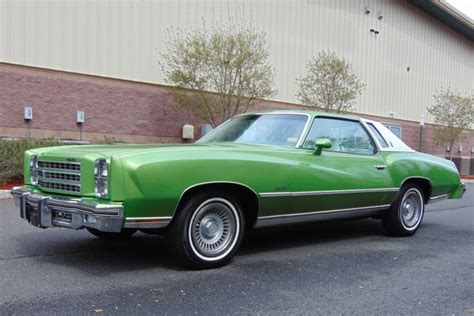 1976 Chevrolet Monte Carlo by 1 300 Mile 1976 Chevrolet Monte Carlo For Sale On Bat