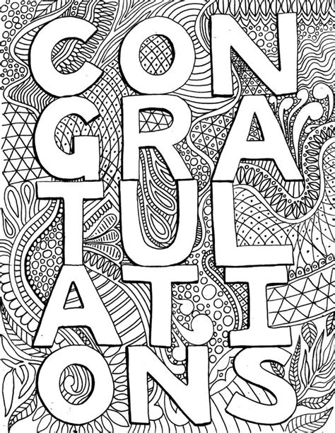 congratulations  printable  victory road  images lds coloring pages
