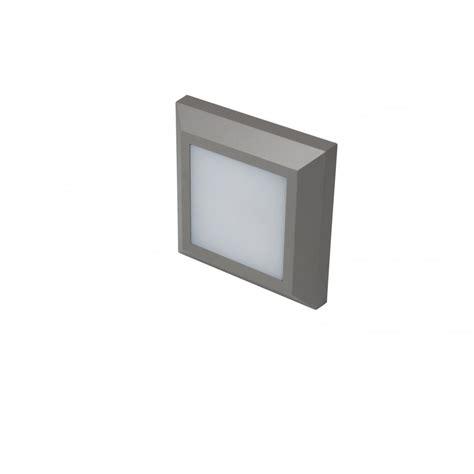 robus rtw0330sq 24 twilight 3 watt square led wall light