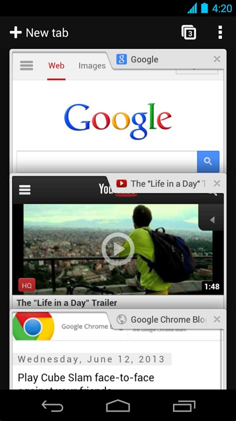 chrome browser for android chrome browser apk bocil android news