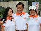 蘇嘉全宣誓就職 妻洪恆珠觀禮很開心|蘋果新聞網|蘋果日報