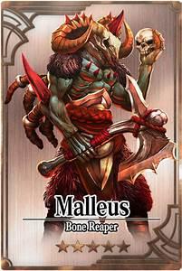 Malleus m - Unofficial Fantasica Wiki