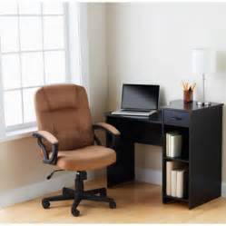 student computer desk workstation home office study wood modern black table ebay