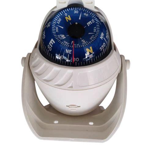 Boat Ball by D6 Big K Led Ball Boat Marine Compass Navigation White Ebay