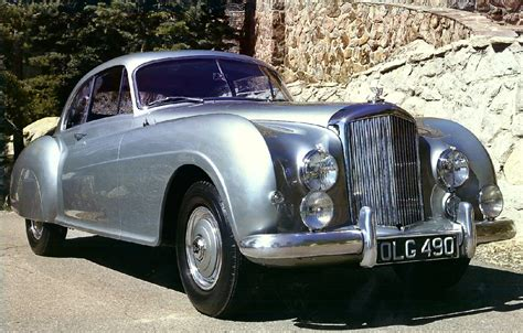 1952 Bentley R Type Continental Photos, Informations