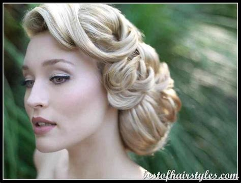 1940 S Women Retro Hairstyles