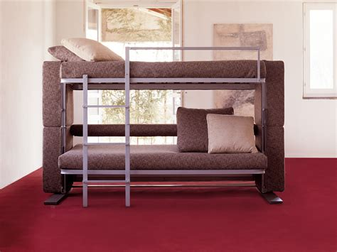 innovative bunk bed designs innovative multifunctional sofa by designer giulio manzoni transforms into a bunk bed in only 12