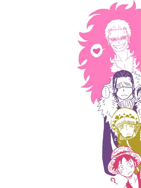 donquixote doflamingo mobile wallpaper zerochan anime