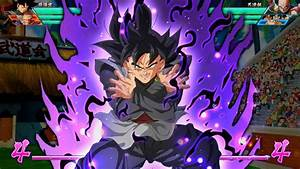 Dragon Ball FighterZ : Goku Black vous offre un coup de ...