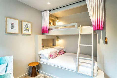 inspirational examples  built  bunk beds