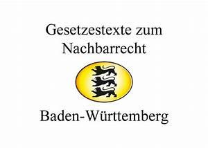 Nachbarrecht Baden Württemberg : nachbarrechtsgesetz baden w rttemberg juli 2018 pdf download ~ Whattoseeinmadrid.com Haus und Dekorationen