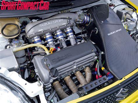 how does a cars engine work 2006 suzuki xl7 navigation system suzuki swift rs s1600 2005 racing cars