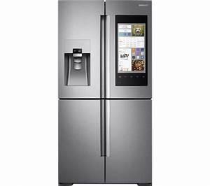 Kühlschrank American Style : buy samsung family hub rf56m9540sr eu american style smart fridge freezer real stainless ~ Sanjose-hotels-ca.com Haus und Dekorationen