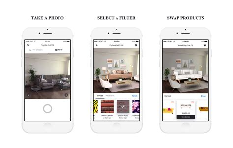 Hutch App Virtually Design Your Ideal Home Interiors