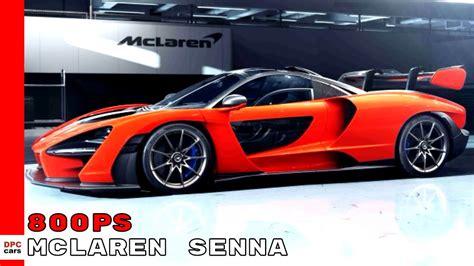 Mclaren Senna Aka P15 Youtube