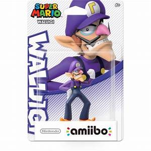 Packaging For The Second Wave Of Super Mario Amiibo