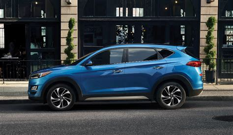 2020 Hyundai Tucson Redesign by 2020 Hyundai Tucson Sel Colors Release Date Redesign