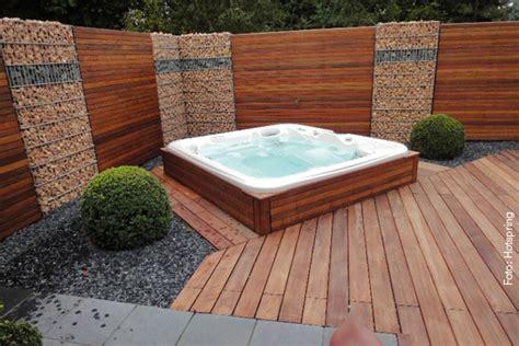 Whirlpool Im Garten Eingraben by Aus Holz Selber Bauen Denvirdev Info