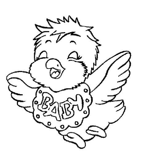 disegni da colorare uccelli uccelli disegni per bambini da colorare