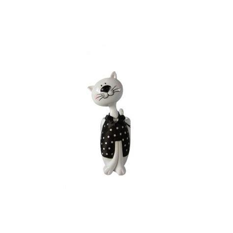 pot a crayons chat noir et blanc