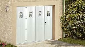 Prix d39une porte de garage cout moyen tarif d for Porte de garage enroulable de plus porte pliante