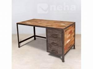 Bureau Style Industriel : bureau style usine ~ Teatrodelosmanantiales.com Idées de Décoration