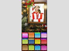 Plantillas Calendarios Navideños 2019 Psd Editables