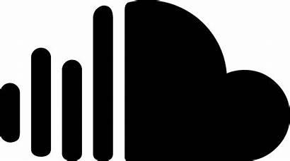 Icon Soundcloud Vector Svg Transparent Logos Supply