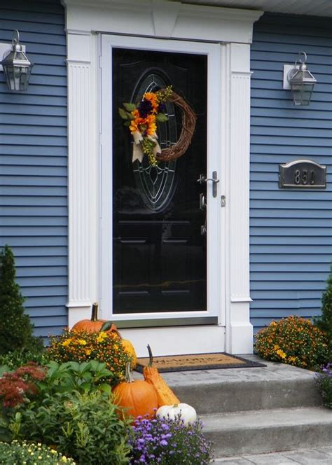 Ideas For Fall Front Porch by 120 Fall Porch Decorating Ideas Shelterness