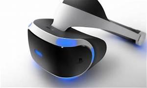 Ps4 Réalité Virtuelle : project morpheus le prix du casque aussi cher qu 39 une ps4 ~ Nature-et-papiers.com Idées de Décoration