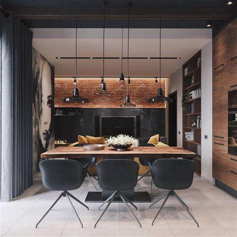 7 Inspirational Loft Interiors by Minimal Interior Design Inspiration Mein Haus Loft
