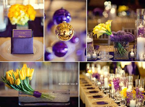 your wedding in colors yellow and purple arabia weddings