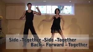 The Cha Cha Dance Lesson - Cha Cha Cha Basic Dance Step Tutorial