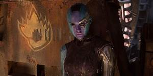 Guardians of the Galaxy: Nebula Initially Died