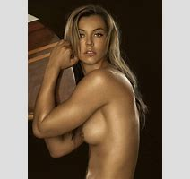 Nicole Reinhardt Olympic German Sprint Canoer Completely Naked For Playboy Nude Tv Show