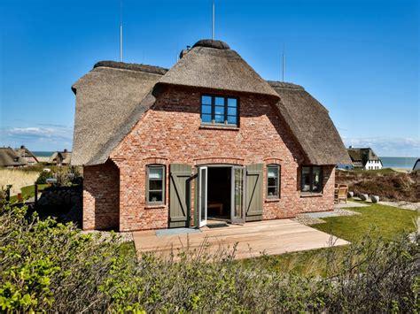 Häuser Mieten Sylt by Ferienhaus Luxusdomizile Sylt Watthaus 2 Rantum Firma