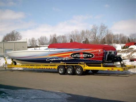 Cigarette Boats For Sale In Michigan by Cigarette New And Used Boats For Sale In Mi