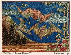 History, Of, Stained, Glass, Belcher, Mosaic, Co, Stained