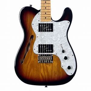 Squier Vintage Modified  U0026 39 72 Telecaster Thinline